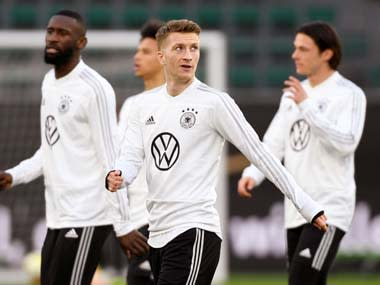 Euro 2020 Qualifiers: Marco Reus calls on new-look Germany to win back supporters' trust by beating Netherlands