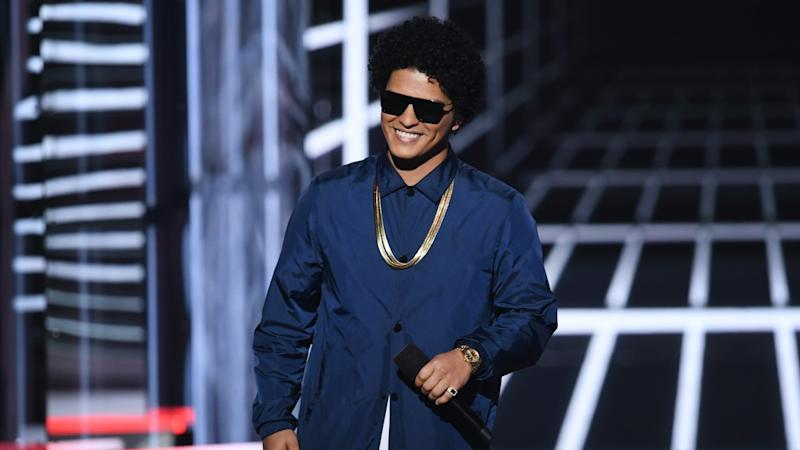 Bruno Mars Announces New Tour Special Guests After Cardi B Drops Out
