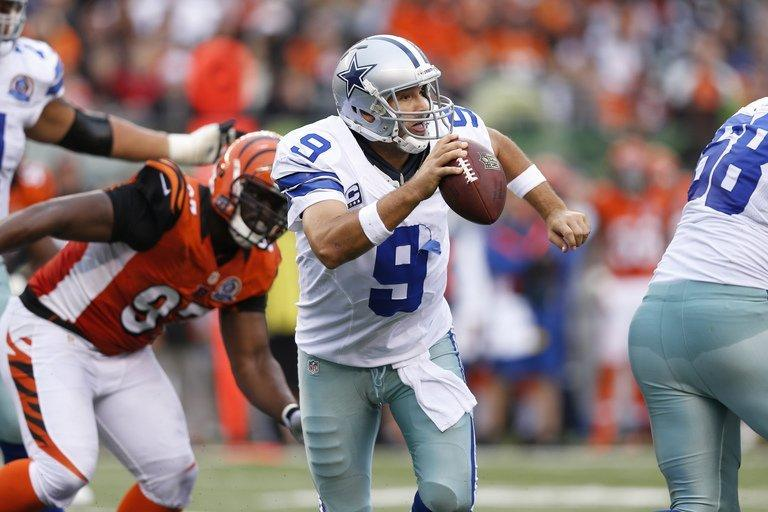 The Dallas Cowboys rallied to edge a Cincinnati Bengals team that was riding a four-game winning streak