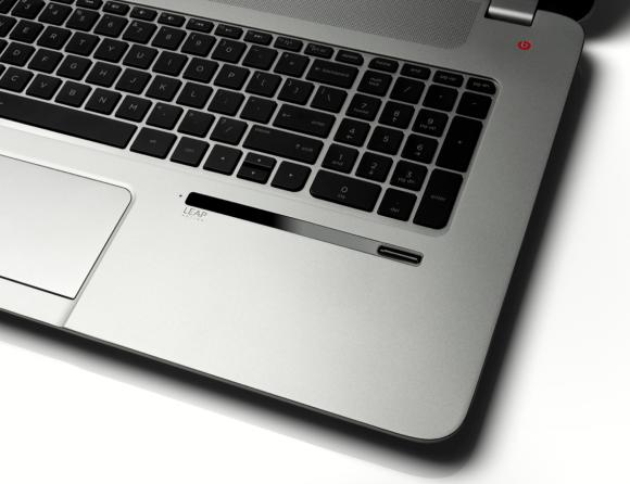 HP ENVY17 Leap Motion SE first to market with embedded micro sensor