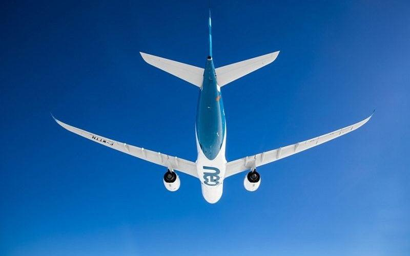 Blue-sky thinking: The A330neo uses advanced aerodynamics to make it more efficient
