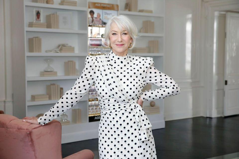 "<p><strong>Birthday: </strong>July 26</p><p><strong>Age Turning: </strong>75</p><p>Advice from the woman who <a href=""https://www.oprahmag.com/entertainment/a32022093/helen-mirren-makeup-free-selfie-coronavirus-relief/"" rel=""nofollow noopener"" target=""_blank"" data-ylk=""slk:never seems to age"" class=""link rapid-noclick-resp"">never seems to age</a>? ""You die young, or you get older. There is nothing in between! You may as well enjoy it,"" she <a href=""https://www.oprahmag.com/entertainment/a29343250/helen-mirren-on-aging-affairs-lovers/"" rel=""nofollow noopener"" target=""_blank"" data-ylk=""slk:said last year."" class=""link rapid-noclick-resp"">said last year.</a><br></p>"