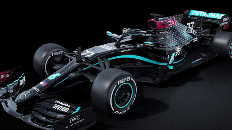 Why Mercedes F1 cars are black in 2020: Looks for Lewis Hamilton & Valtarri Bottas, explained