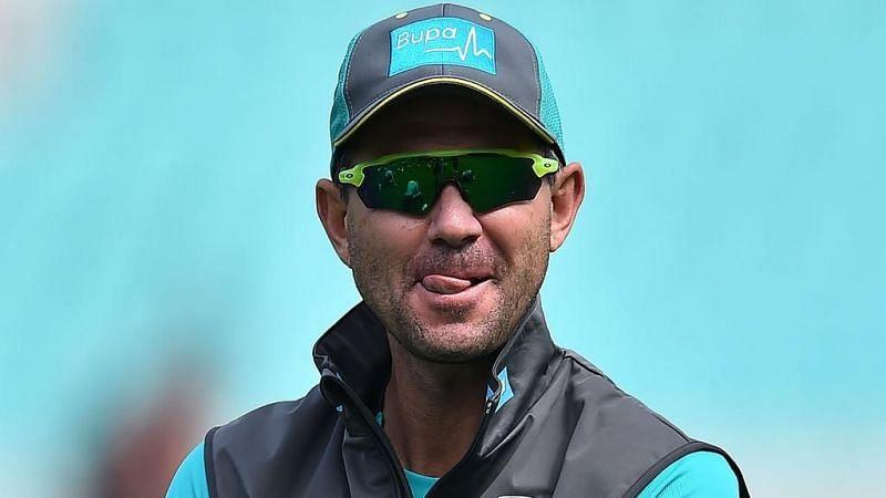 Marcus Stoinis also spoke about how much Ricky Ponting backs him as a player to do well.
