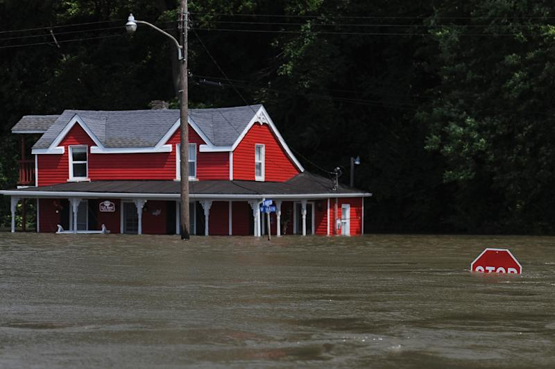 FEMA Bought 44,000 Flood-Prone Homes. They May Have to Buy Millions More