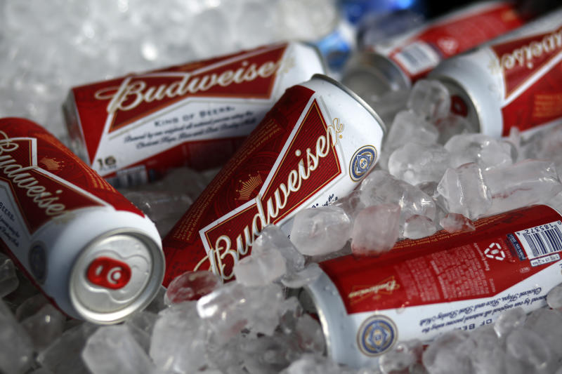 Maker of Budweiser is partnering with medical cannabis company Tilray