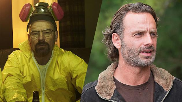Fan theory reckons Breaking Bad is the prequel to The Walking Dead