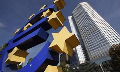 ECB Acts To Halt Euro Deflation Threat