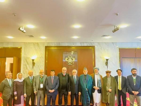 The Afghan government and the Taliban are having parallel peace talks in Doha and in Moscow.