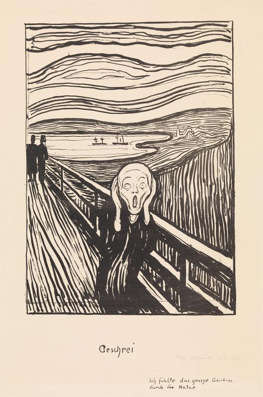 (Courtesy of Munch Museum and National Gallery of Norway)