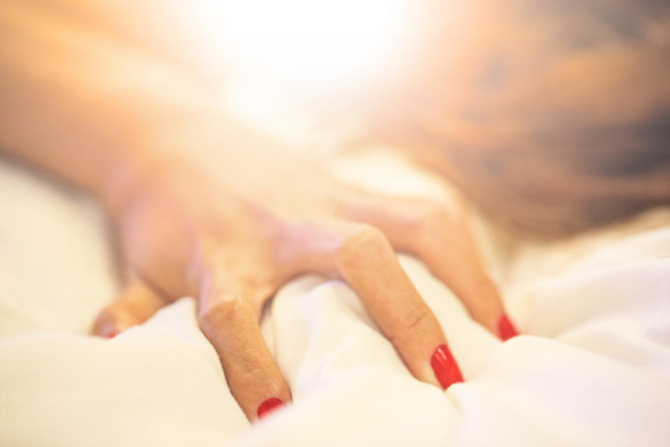 Orgasms actually play a huge role in women's overall health and wellbeing. Photo: Getty