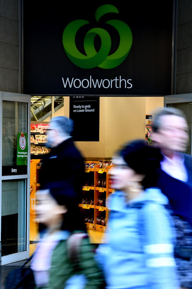 The majority of Woolworths stores will keep their usual trading hours. Source: AAP