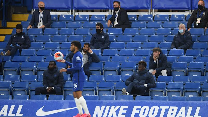 Several Chelsea players test positive for coronavirus