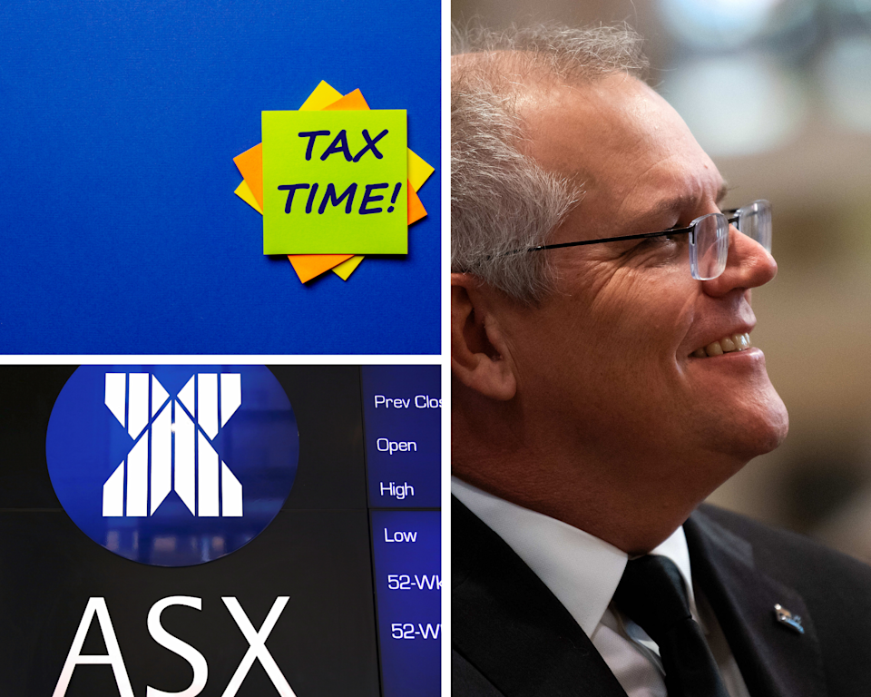 ASX looks set to open up, tax time approaches