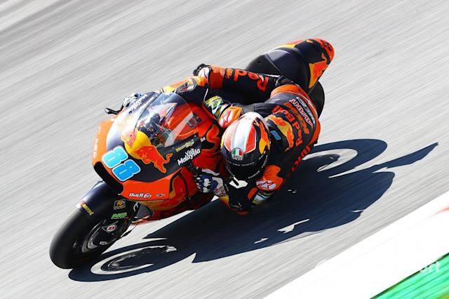 "Jorge Martin, KTM Ajo <span class=""copyright"">Gold and Goose / LAT Images</span>"