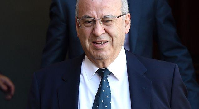 Former NSW State Labor minister Eddie Obeid arrives at the NSW Supreme Court in Sydney in February. Photo: AAP