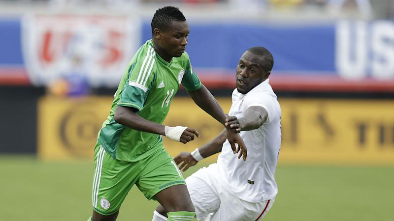 Oboabona reminisces about Namibia goal as he eyes Nigeria recall