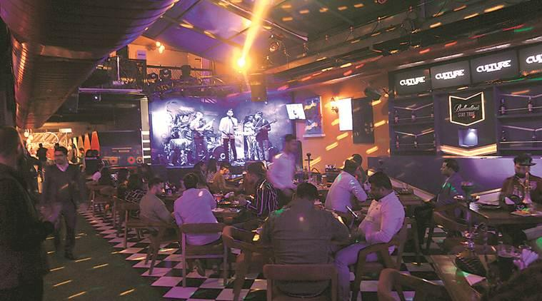 Chandigarh Saturday night fever, night clubs, clubbing, late night party culture, chandigarh news, indian express news
