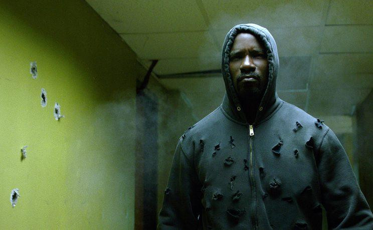 Luke Cage heads into action (Credit:Netflix)