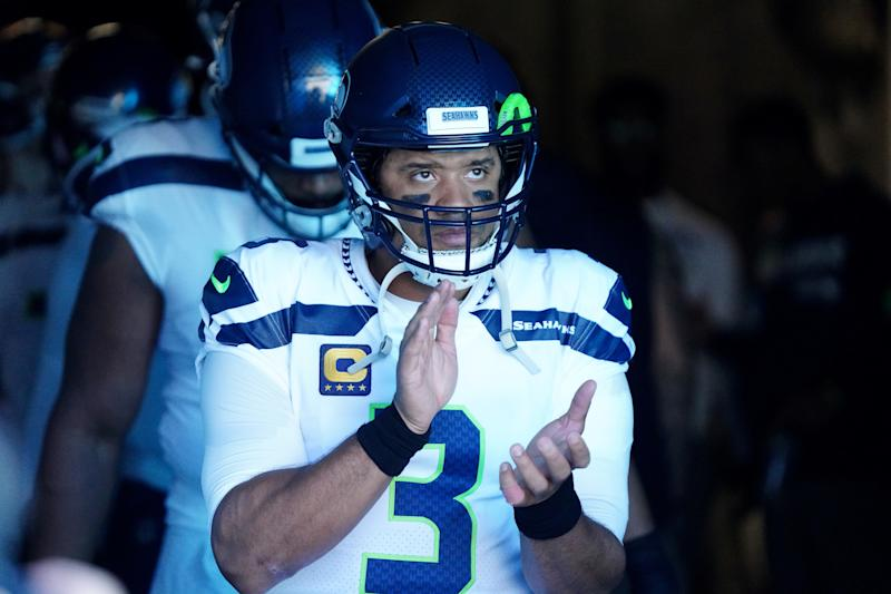 The Seahawks need Russell Wilson playing at an MVP level to have a prayer of winning the Super Bowl. (Photo by Jacob Kupferman/Getty Images)