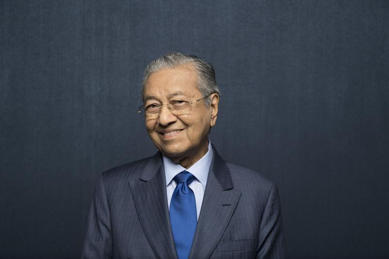 Mahathir Says He Underestimated Challenge of Governing Malaysia
