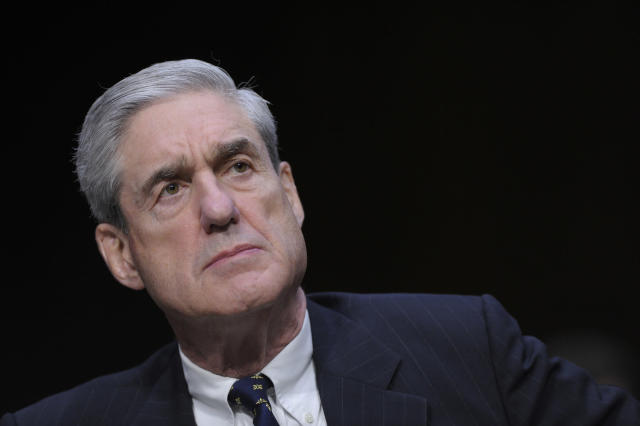 Former FBI Director Robert Mueller. (Photo: Susan Walsh/AP)