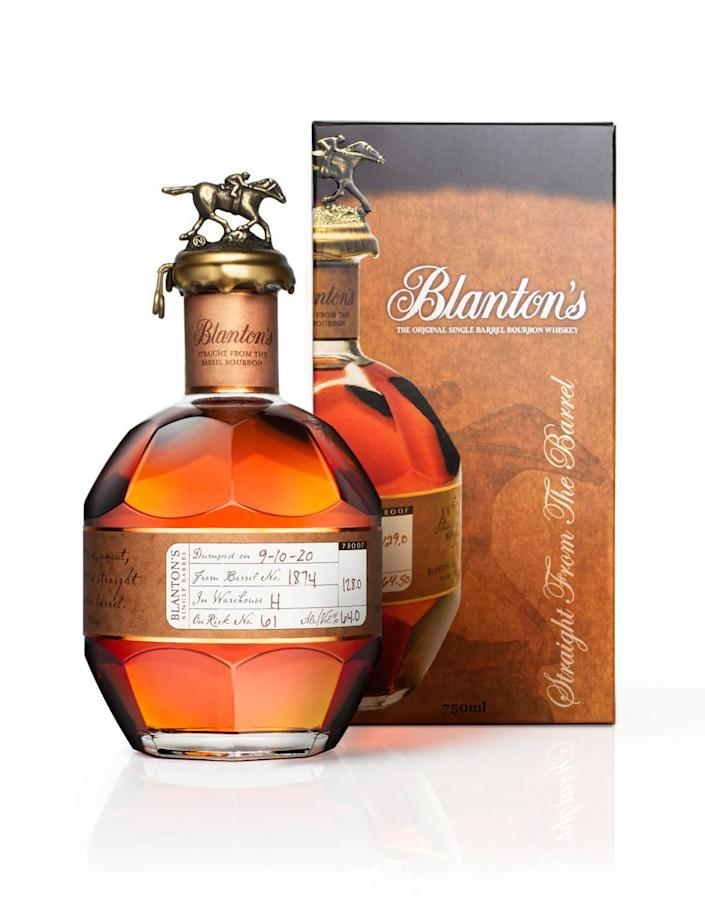 Buffalo Trace announced it will release Blanton's Straight From The Barrel, an uncut unfiltered version of its sought-after premium bourbon. the suggested retail price will be about $150.