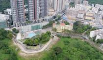 Chinese border defence corps turns private Hong Kong land into 21,000 sq ft garden without owners' knowledge