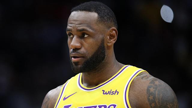 Los Angeles Lakers superstar LeBron James reached another NBA milestone midweek.