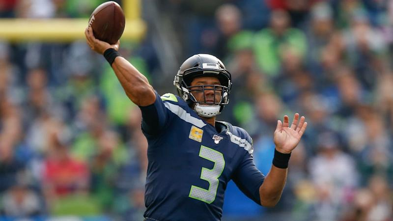 Russell Wilson suggests Seahawks would have refused to play this week if NFL was in season