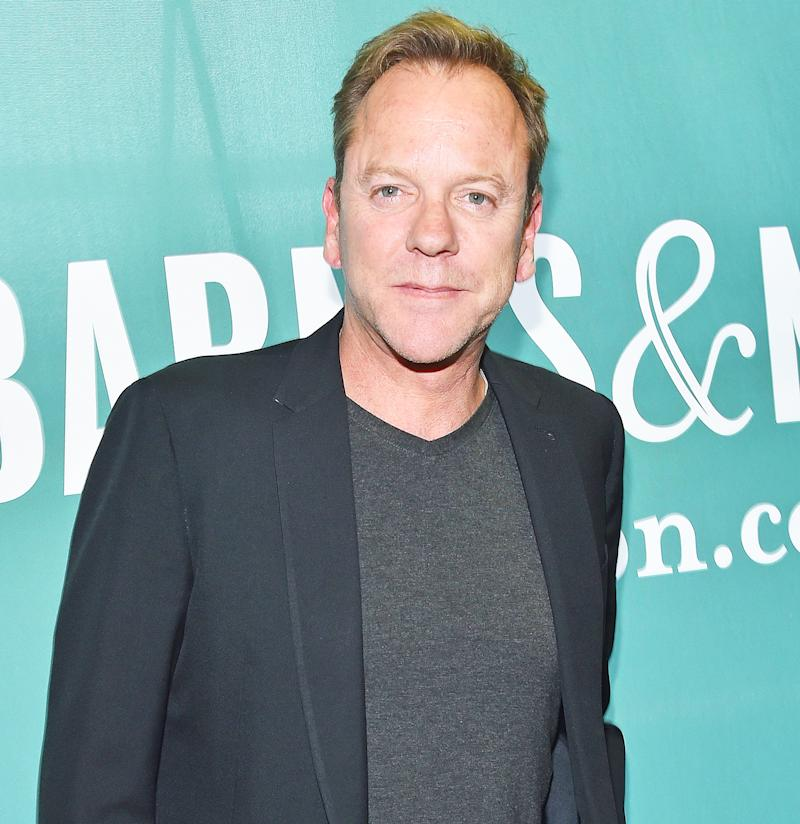 Kiefer Sutherland: 25 Things You Don't Know About Me (I Was Held At Gunpoint)