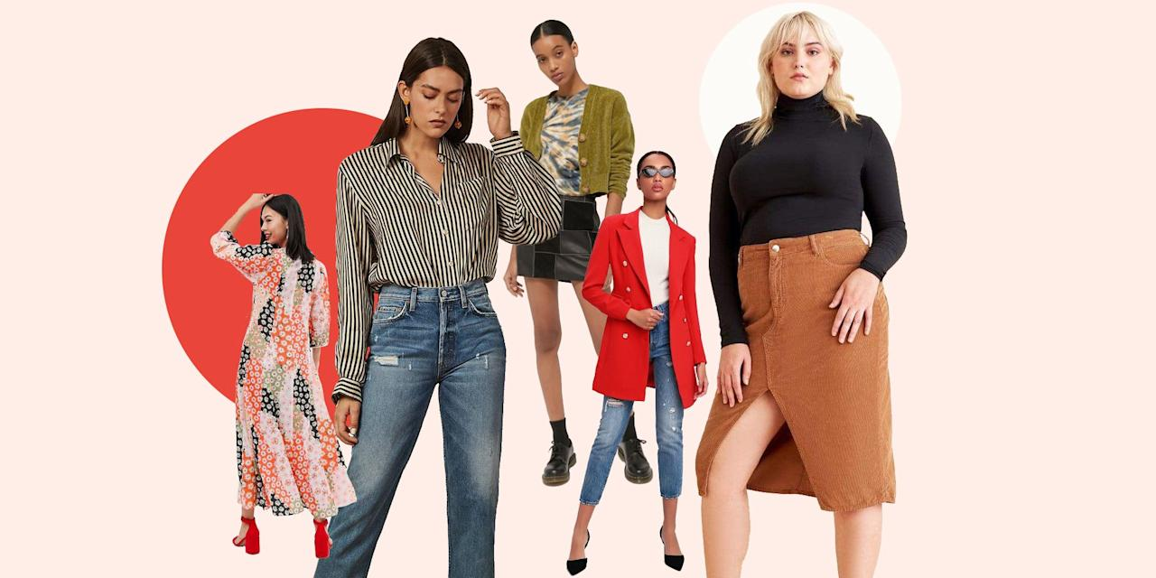 <p>Fall will be here sooner than you think, so why not get a head start on your office wardrobe? And no, your work 'fits don't have to only consist of black pants and constricting blazers. Here, 18 fall work outfit ideas to give you some chic inspo. Whether your office is more dressy or casual, there's a cute look for you—and it just might make you crave a PSL. Sorry! </p>
