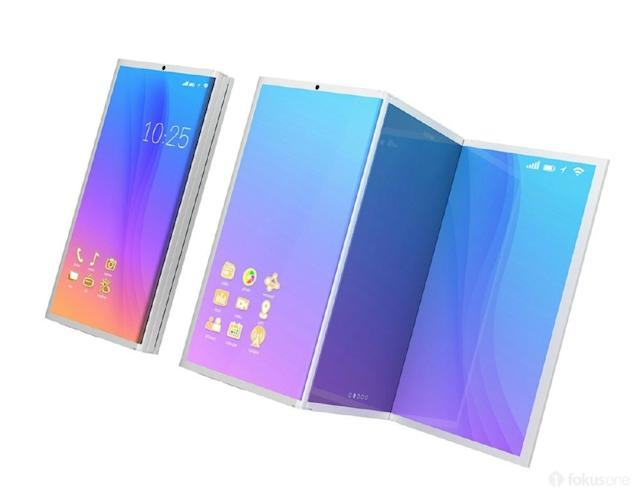 A concept render of the Galaxy X