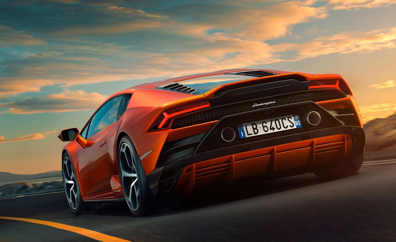 <p>For now, the changes affect only the Huracan coupe; we assume the recently released Huracán Spyder convertible will inherit these same enhancements soon, but Lamborghini has yet to confirm such plans.</p>