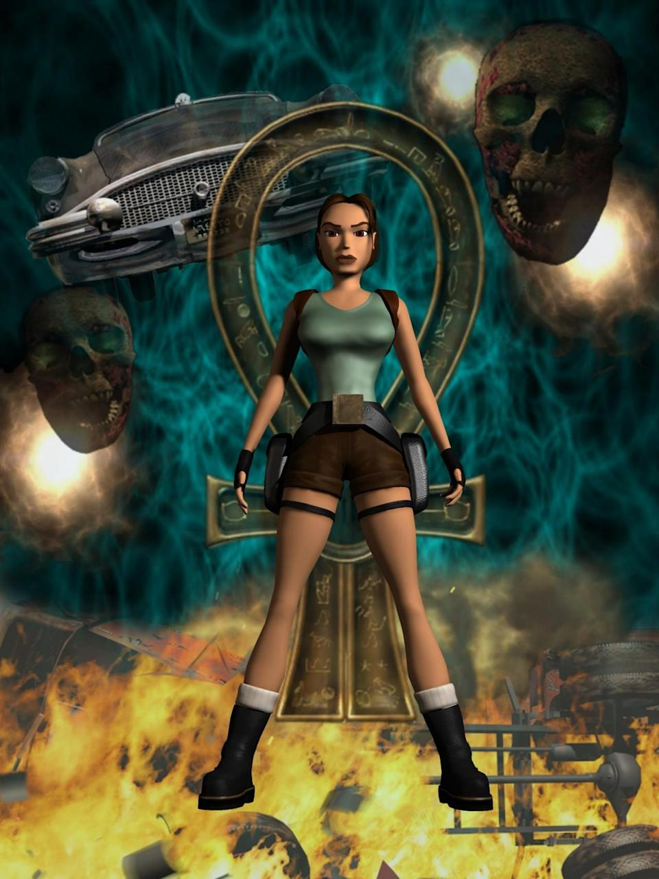 <p>Beginning with a flashback to Lara's adolescence and ending with a battle against an Egyptian god inside a pyramid, this fourth chapter is one of the year's biggest hit games. Jonell Elliott, who would go on to voice characters in 'Angelina Ballerina,' now voices Lara. (Photo: Square Enix) </p>