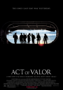 <p>Starring real active duty Navy SEALS, <em>Act of Valor</em> is more spectacle over substance. But who cares. Given the participation of and consultancy with real SEALS, the film at least makes the effort to depict authentic combat, dialogue, and military culture. Whether it actually does this, well, we guess only other SEALS can be the judge of that.</p>