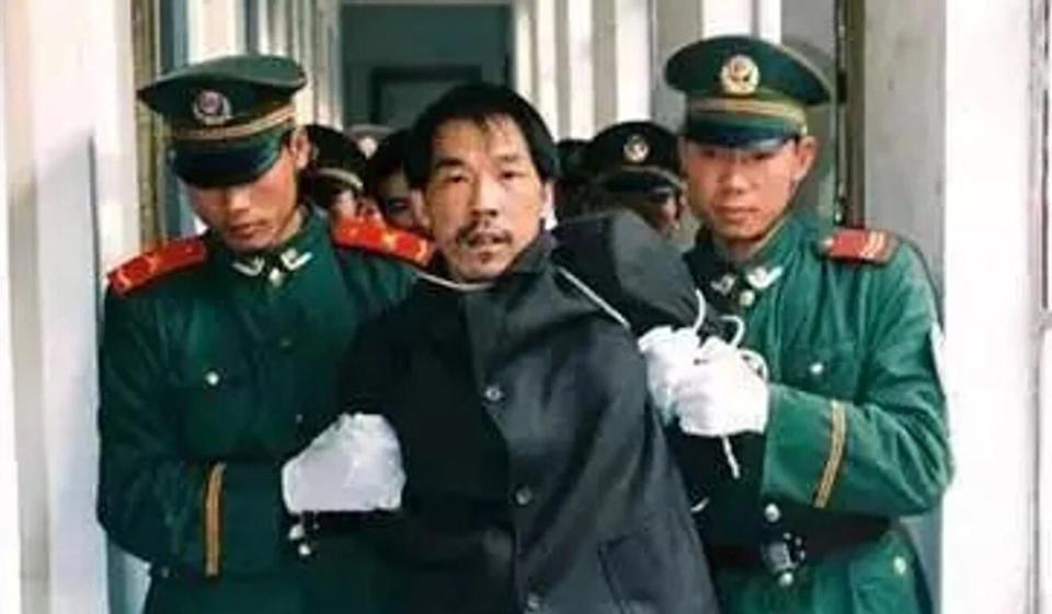 Fa Ziying was executed in December 1999 for his role in the crimes. Photo: Weibo