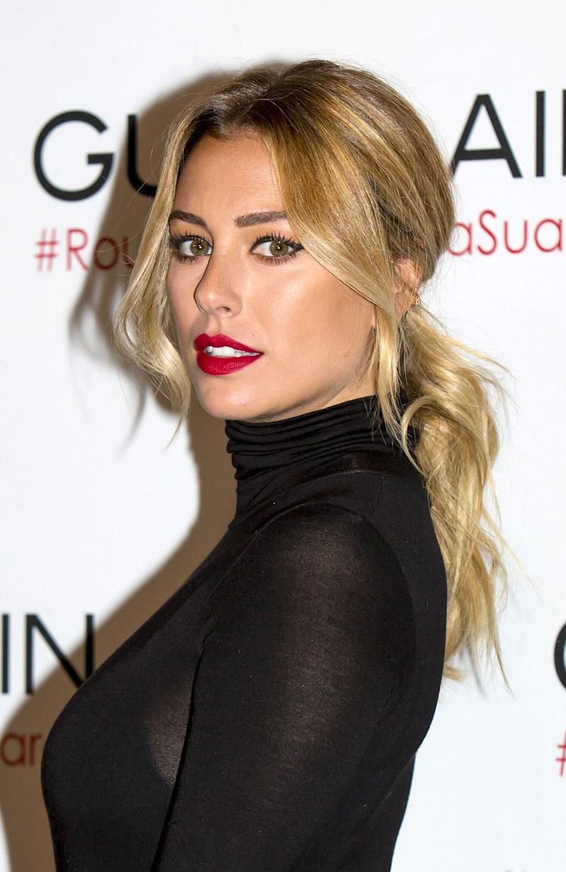 MADRID, SPAIN - OCTOBER 09: Blanca Suarez Presents 'RougeGby Blanca Suarez' at Salon Rojo on October 09, 2019 in Madrid, Spain. (Photo by Europa Press Entertainment/Europa Press via Getty Images) (Photo: Europa Press Entertainment via Getty Images)