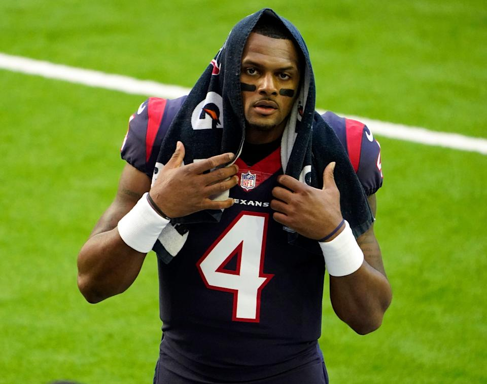 Houston Texans quarterback Deshaun Watson has been accused of sexual misconduct or assault by massage therapists in multiple lawsuits.