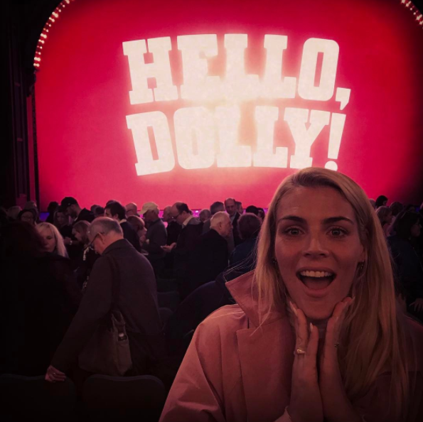"<p>So how did Philipps, who has two little girls of her own, celebrate her special day? With tickets to a Broadway show: ""Aaaaand…Happy Mother's Day to ME!"" (Photo: <a href=""https://www.instagram.com/p/BUFkUKgl4ng/"" rel=""nofollow noopener"" target=""_blank"" data-ylk=""slk:Busy Philipps via Instagram"" class=""link rapid-noclick-resp"">Busy Philipps via Instagram</a>) </p>"