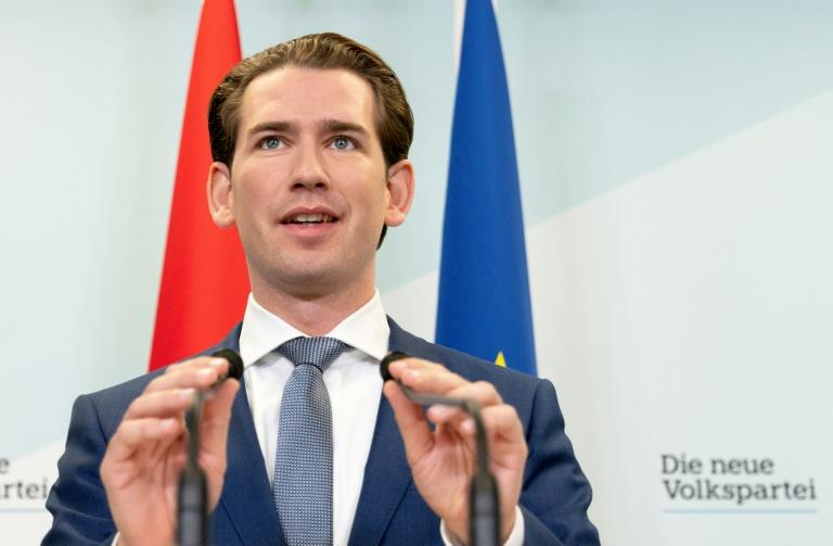 Sebastian Kurz returns in Austria as the world's youngest democratically elected leader