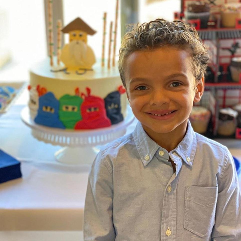 """Alfonso Ribeiro's son <a href=""""https://people.com/parents/alfonso-ribeiro-welcomes-son-alfonso-lincoln/"""">Alfonso """"AJ"""" Lincoln Jr.</a> turned 6 on Oct. 27."""