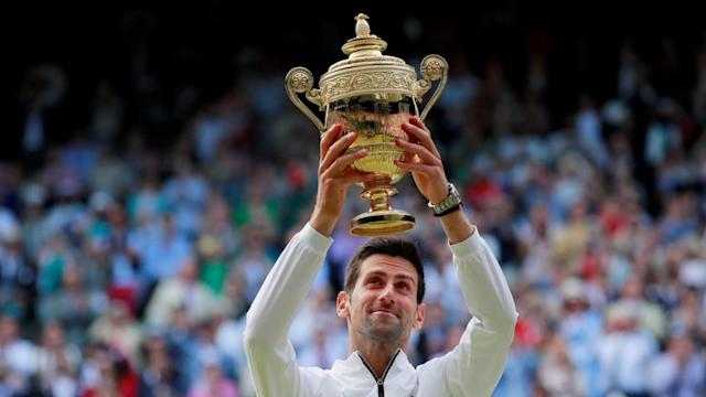 The 32-year-old Serb overwhelmed Roger Federer in a marathon men's singles final at Wimbledon and proved himself the best of his generation.