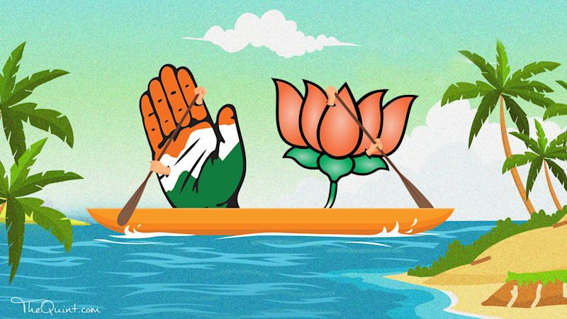 Congress Single Largest Party in Goa, But BJP Could Form the Govt