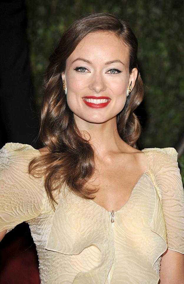 """She's best known for playing the mysterious dark beauty """"Thirteen"""" in the TV show """"House,"""" but Olivia Wilde had her big break playing a blonde on another hit TV show, """"The O.C."""" back in 2004. Do you remember Alex, the bad-girl who romanced both Seth and Marissa? George Pimentel/<a href=""""http://www.wireimage.com"""" target=""""new"""">WireImage.com</a> - March 7, 2010"""