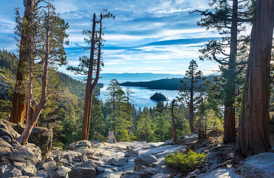 Lake Tahoe - GETTY