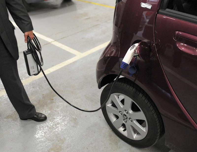 China's electric car market is still small, with just 87,530 electric or hybrid cars sold in the first nine months of 2015