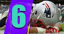 <p>Next week's game at Pittsburgh is a big one in terms of securing a first-round bye. Lose that and the door is open for the Texans to get the second seed. Giving up that Kenyan Drake touchdown might haunt them for a while. (Kyle Van Noy) </p>