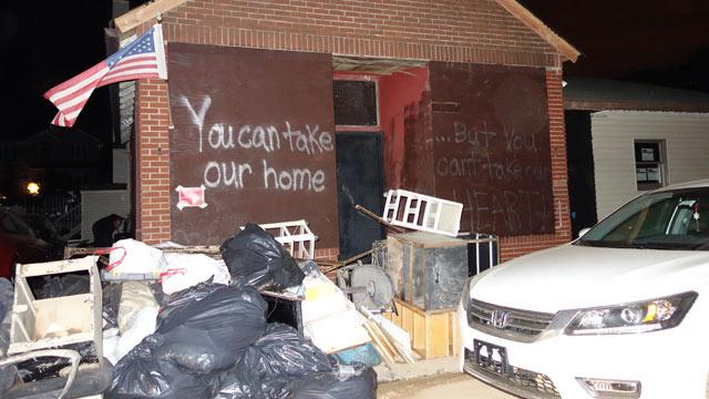 Local Businesses Help With Sandy Relief