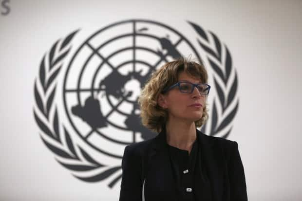 United Nations special rapporteur on extrajudicial, summary or arbitrary executions Agnès Callamard accused Iranian authorities of violating the right to life of the 176 people who died when Ukranian International Airlines Flight PS752 was shot down by two surface-to-air missiles.